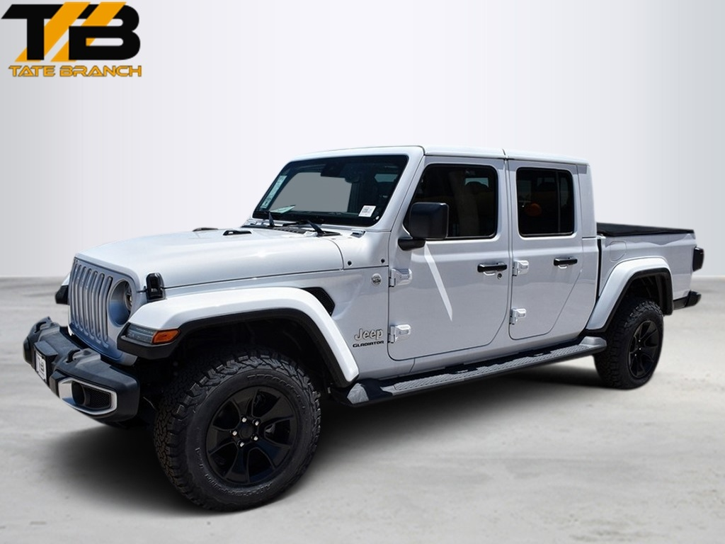 New 2020 Jeep Gladiator Overland Crew Cab In Artesia 11546 Tate