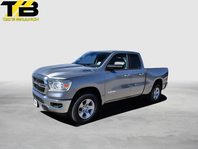 New 2019 RAM All-New 1500 BIG HORN/LONE STAR 4X4 QUAD CAB 6'4 BOX