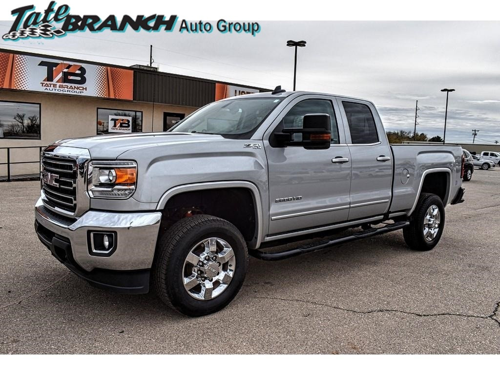 Pre-Owned 2016 GMC Sierra 2500HD SLE