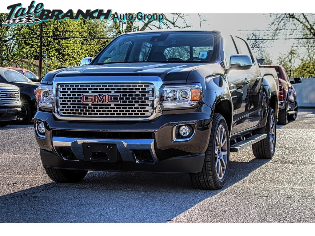 Gmc Canyon Denali >> New 2019 Gmc Canyon Denali 4d Crew Cab In Artesia G6204 Tate