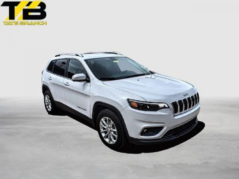 New 2019 JEEP Cherokee LATITUDE FWD
