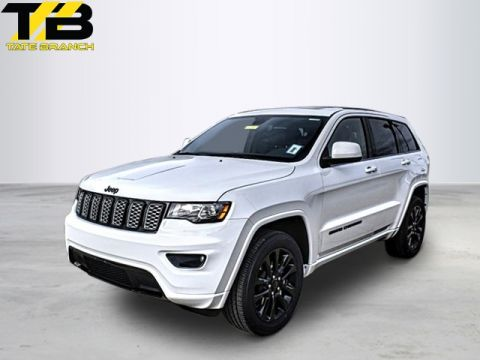 New 2020 JEEP Grand Cherokee LAREDO 4X4