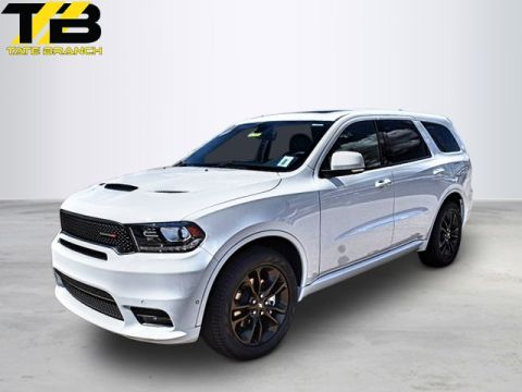 New 2019 DODGE Durango R/T RWD