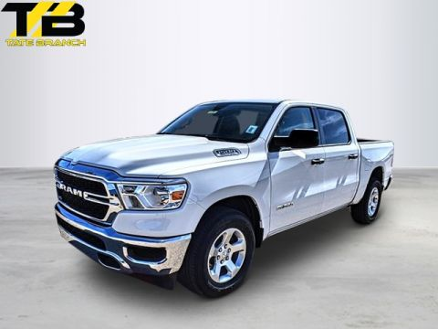 New 2019 RAM All-New 1500 Tradesman 4x2 Crew Cab 5'7 Box
