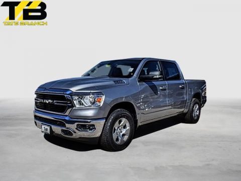 New 2019 Ram 1500 BIG HORN/LONE STAR 4X4 CREW CAB 5'7 BOX