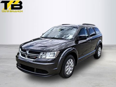 New 2020 DODGE Journey SE Value FWD