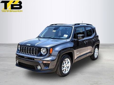 New 2020 JEEP Renegade Latitude FWD
